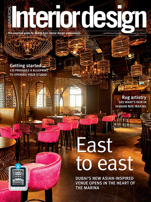 Commercial Interior Design September 2014