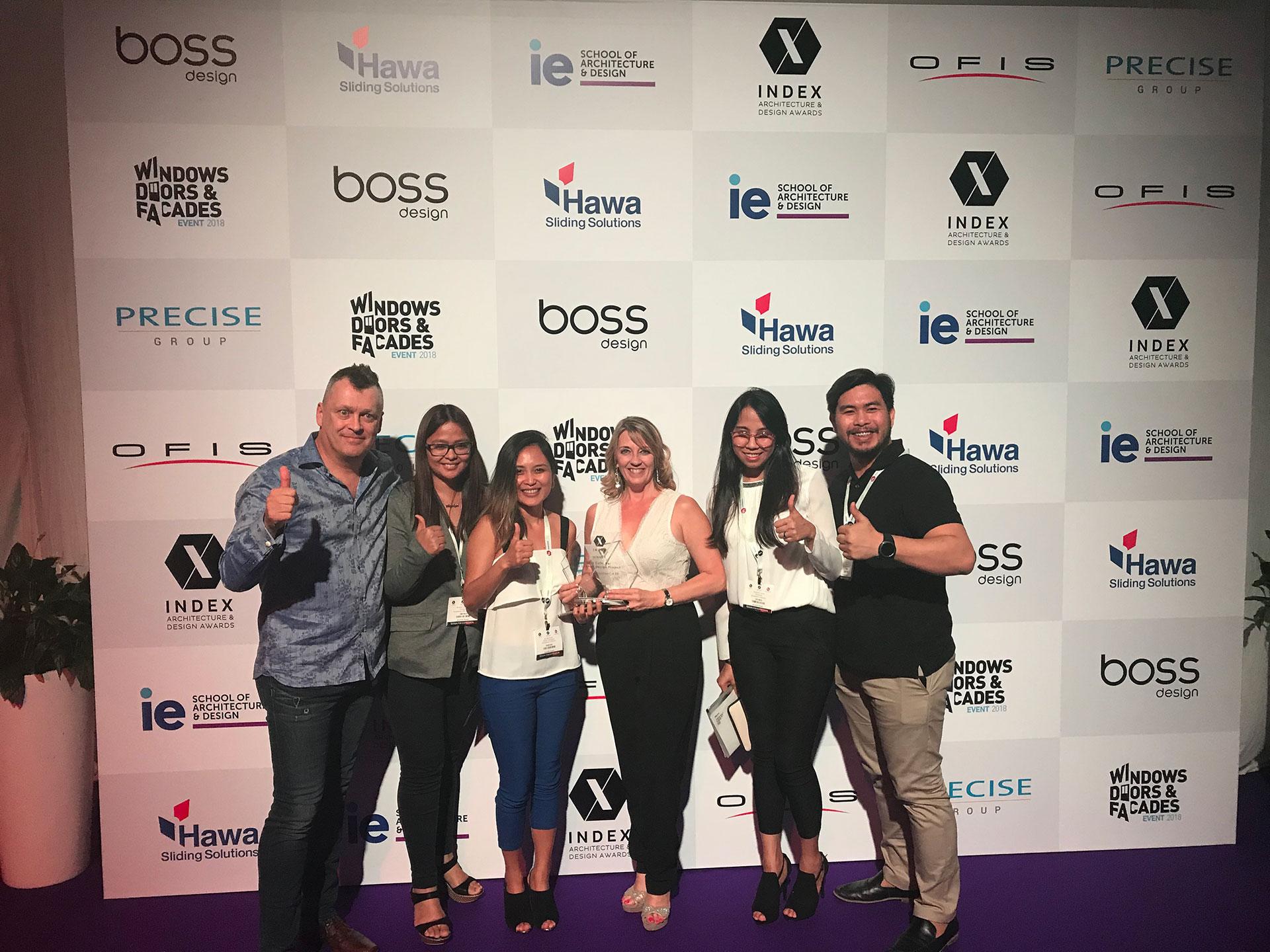 Index Awards LSB Winner
